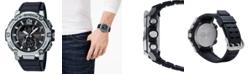 G-Shock Men's Analog-Digital G-Steel Black Resin Strap Watch 43mm