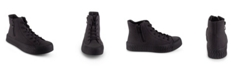 Wanted Women's Grand High Top Lace Up Sneakers