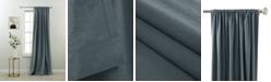 "B. Smith Madero Room Darking Rod Pocket Curtain Panel By Nefeli, 84"" x 52"""