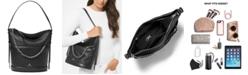 Michael Kors Reese Leather Shoulder Bag
