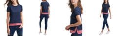 Tommy Hilfiger Layered-Look Top