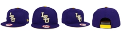 New Era LSU Tigers Core 9FIFTY Snapback Cap