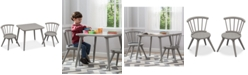 Delta Rowlee Table & 2 Chair Set