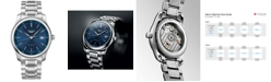 Longines Men's Automatic Master Stainless Steel Bracelet Watch 40mm L27934926