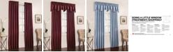 "Miller Curtains Buckingham Antique Satin Pair of 50"" x 63"" Window Panels"