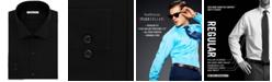 Van Heusen Men's Big and Tall Classic-Fit Wrinkle Free Flex Collar Stretch Solid Dress Shirt