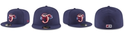 New Era Jacksonville Jumbo Shrimp AC 59FIFTY Fitted Cap