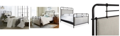 Furniture Portos Metal Bedroom Furniture Collection