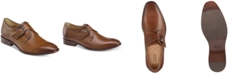 Johnston & Murphy Men's McClain Monk Strap Slip-on Loafers