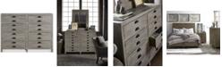 Furniture Broadstone 8 Drawer Dresser
