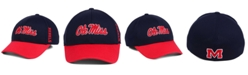 reputable site ac6a0 2bad8 Top of the World Ole Miss Rebels Booster 2Tone Flex Cap ...