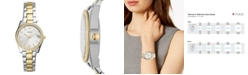 Fossil Women's Scarlette Two-Tone Stainless Steel Bracelet Watch 32mm
