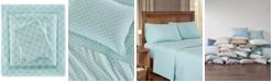 Sleep Philosophy True North Cotton Flannel 3-Piece Twin XL Sheet Set