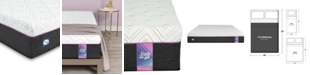 Sealy to Go 10'' Hybrid Cushion Firm Mattress, Quick Ship, Mattress in a Box- Full