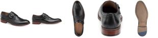 Johnston & Murphy Men's Conrad Embossed Monk-Strap Loafers