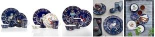 iittala Dinnerware, Taika Blue Collection
