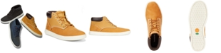 Timberland Men's Groveton Chukka Sneakers, Created for Macy's