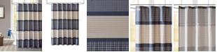 """JLA Home Woolrich Flagship 72"""" x 72"""" Cotton Printed Plaid Shower Curtain"""