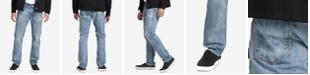 Silver Jeans Co. Mens Konrad Slim-Fit Straight Jeans