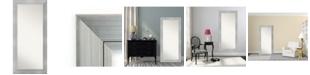 Amanti Art Romano Wood 31x67 Floor-Leaner Mirror
