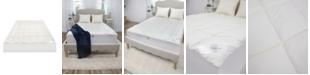 SensorGel  MaryJane's Home King 300 Thread Count Organic Cotton Mattress Pad