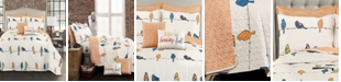 Lush Decor Rowley Birds 7-Pc Set Full/Queen Quilt Set