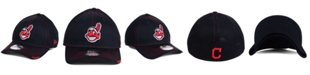 New Era Cleveland Indians Core Neo 39THIRTY Stretch Fitted Cap