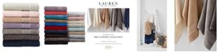 Lauren Ralph Lauren Sanders  Antimicrobial Cotton Solid Bath Towel Collection