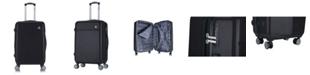 "InUSA Avila 24"" Lightweight Hardside Spinner Luggage"