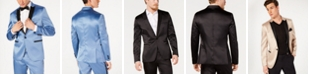 INC International Concepts I.N.C. Men's Slim-Fit Tuxedo Jacket, Created for Macy's