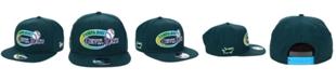 New Era Tampa Bay Rays Swoop 9FIFTY Snapback Cap
