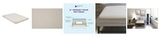Signature Sleep Cally 6'' Memory Foam Mattress Foam - Twin Xl