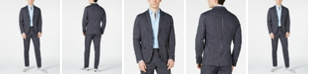 INC International Concepts I.N.C. Men's Slim-Fit Striped Blazer, Created for Macy's