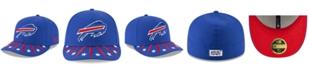New Era Buffalo Bills Draft Low Profile 59FIFTY-FITTED Cap