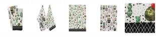 Design Imports Asset Urban Oasis Print Dishtowel Set of 2
