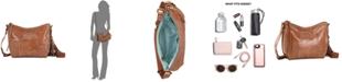 The Sak Silverlake Leather City Leather Crossbody, Created for Macys