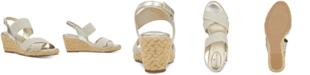 Bandolino Hearsay Espardille Wedges Sandals