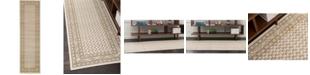 """Bridgeport Home Axbridge Axb1 Beige 2' 9"""" x 9' 10"""" Runner Area Rug"""