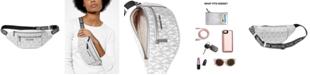 Michael Kors Mott Convertible Logo Belt Bag