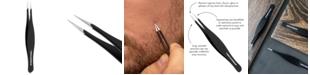 Tweezerman GEAR Men's Ingrown Hair Splintertweeze Tweezer