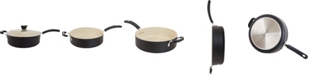 Ozeri Stone Earth All-In-One Sauce Pan with APEO-Free Non-Stick Coating