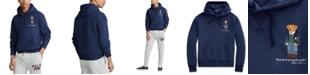 Polo Ralph Lauren Men's Polo Bear Magic Fleece Knit Sweatshirt