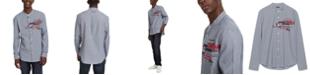 Desigual Men's Tirso Graphic Woven Shirt