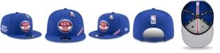 New Era Big Boys Philadelphia 76ers 2019 On-Court Collection 9FIFTY Snapback Cap