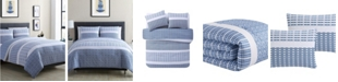 VCNY Home Pure 3-Pc. Full/Queen Comforter Set