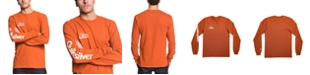Quiksilver Men's Bouncing Heart Long Sleeve T-Shirt