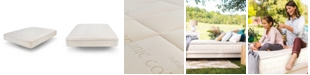 Naturepedic Chorus 100% Certified Organic Mattress, Twin XL - Nontoxic - Cotton/Wool - Healthy Sleep