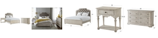 Furniture Closeout! Hadley Bedroom Furniture, 3-Pc. Set (King Bed, Nightstand, and Dresser), Created for Macy's