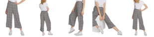 Volcom Juniors' Cropped Wide-Leg Pants