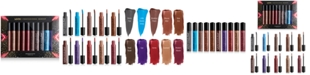 NYX Professional Makeup 10-Pc. Love Lust Disco Liquid Suede Lipstick Vault Set